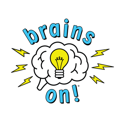 Brains On! logo