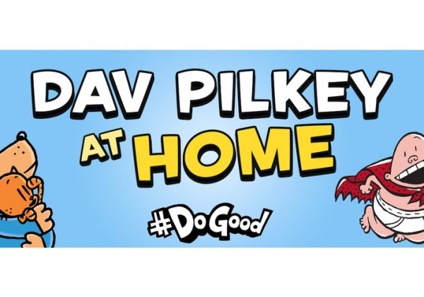 Dav Pilkey at Home